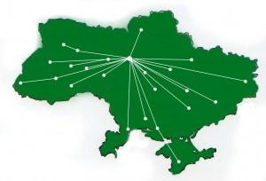 Попутные грузоперевозки из Киева